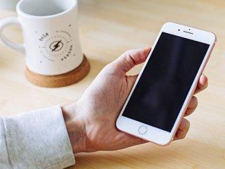 知ってると便利!iPhoneの電卓で打ち間違えたら1個もどる方法。の画像