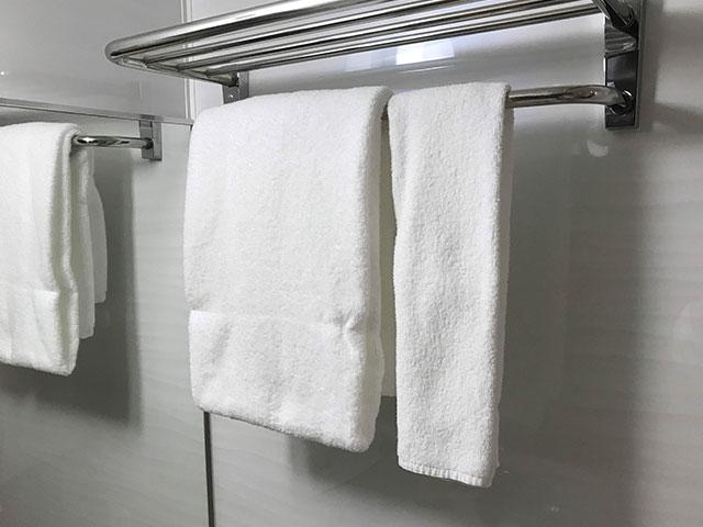 品川東武ホテルの部屋お風呂場の画像その3